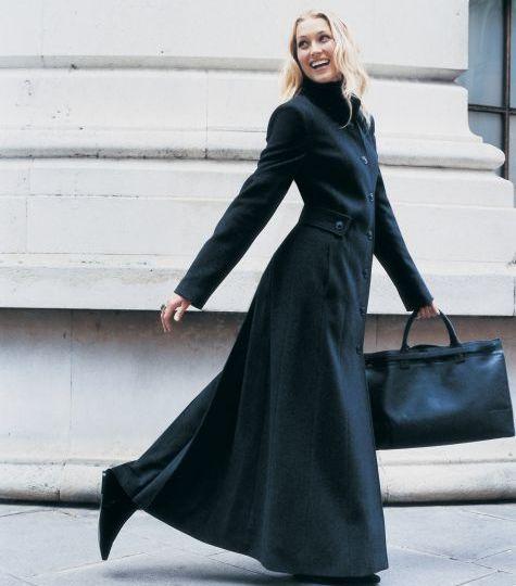 maxi long coat